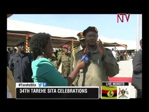 NTV's Sheila Nduhukire interviews President Museveni on Tarehe Sita