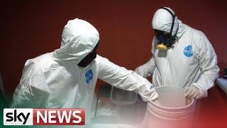 Meet The Meth Makers | Narco State | Sky News