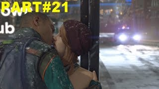 Detroit Become Human Capitol Park / Get into Store / Find A Truck / Dont Decide Walkthrough Part 21