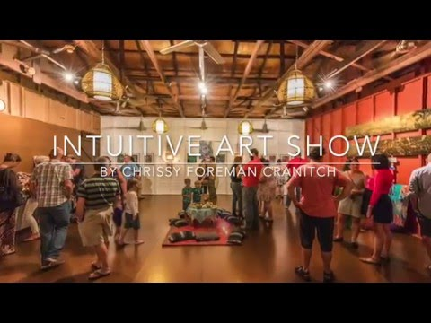 Intuitive Art Exhibition   May 2016