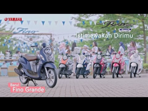 New Fino 125 (Official TV Commercial 30 sec)