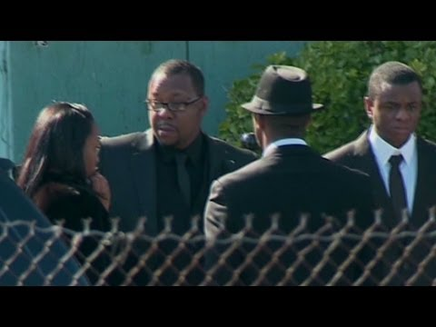 Whitney Houston Funeral - Jesse Jackson, Bobby Brown asked to move at funeral