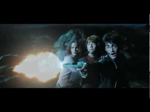 Harry Potter Kills Peter Pettigrew (Wormtail) with gun!