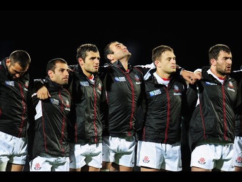 Georgia Rugby World Cup 2011 Tribute