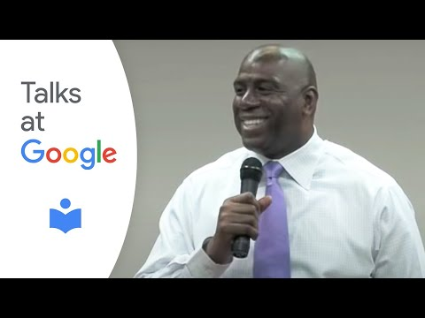 Authors@Google: Earvin