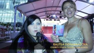 ART IN FUSION TV- Cannes Interview with Ralitsa Dhambazova
