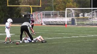 Youth Football | Worst Injury Ever