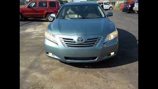 2007 Toyota Camry 4dr Sdn V6 Auto LE (gaston, South Carolina)