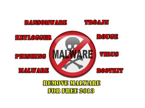 Remove Malware For Free 2013 by Britec