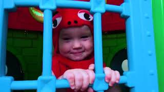 Little Baby Song  +More Nursery Rhymes & Kids Songs with Dasha and Stefy Kids Youtube