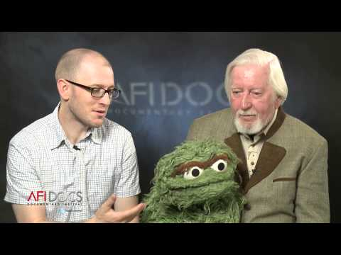 AFI DOCS 2014 - Dave LaMattina and Caroll Spinney from I AM BIG BIRD