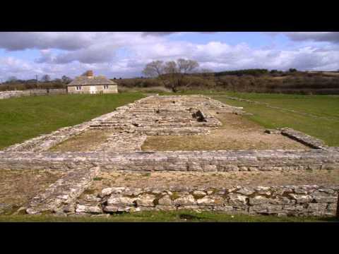 North Leigh Roman Villa Oxford Oxfordshire
