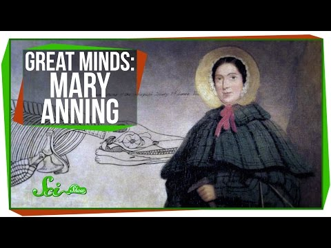 "Great Minds: Mary Anning, ""The Greatest Fossilist in the World"""