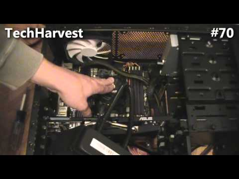 Building A PC: Installing The CPU Cooler