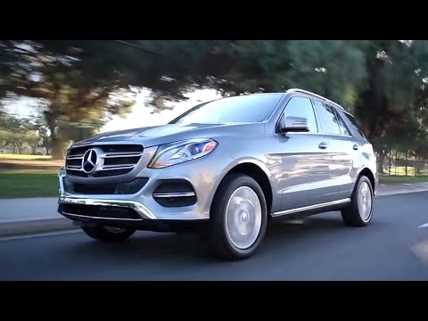 2016 Mercedes-Benz GLE - Review and Road Test