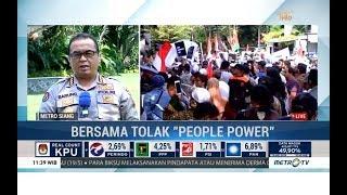 Jawa Timur Menolak 'People Power'