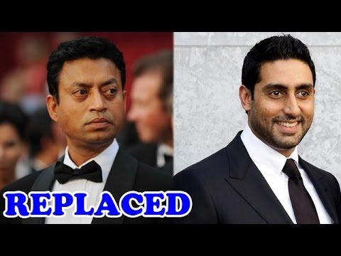 Abhishek Bachchan replaces Irrfan Khan in Movie 'Hera Pheri 3'   Bollywood News