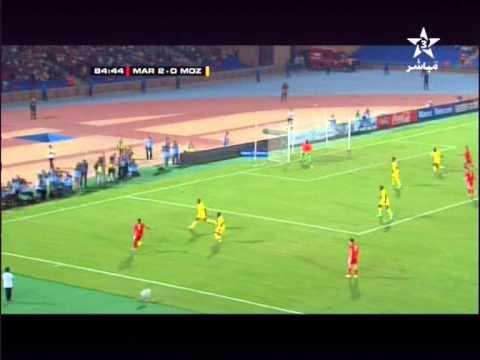Maroc Mozambique : Résumé 2ème mi-temps (المغرب ضد الموزمبيق)