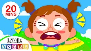 I Want To Be BIG, No No Safety Tips, Princess Songs | Nursery Rhymes by Little Angel