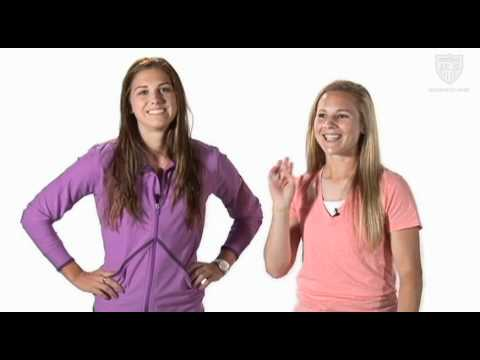 WNT Player Profiles: Alex Morgan and Amy Rodriguez