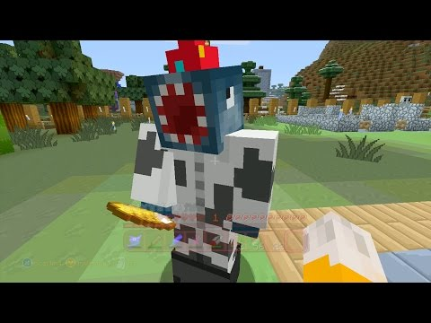 Minecraft Xbox Quest To Get Up A Ladder 63