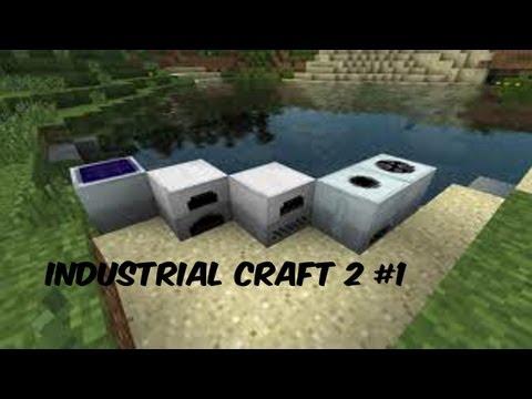 Minecraft industrial craft 2 poradnik 1.5.2 part 1