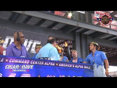 Cigar Dave Alpha Olympiad