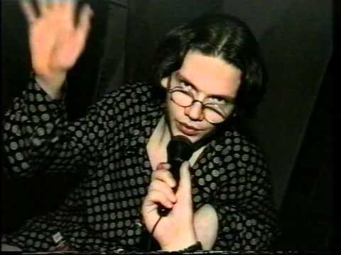 Bdsm Садо-Мазо:) Рома Набоков (mc Nabokov). Харьков. 1997 год. video