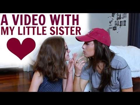 What It's Like Being My Sister! video