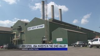 JSW Steel USA President & CEO talks Mingo Junction investment