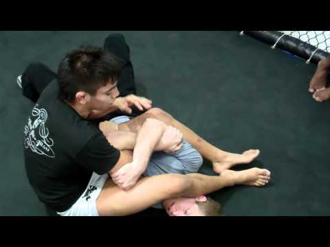 Armbar to Gogoplata Image 1