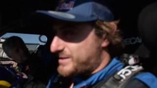 Dakar 2017: interviste all'arrivo, Mohammed Abu Issa