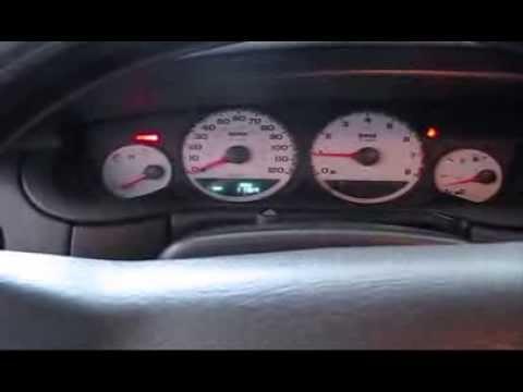 Dodge Neon  EVAP control system Leak Troubleshooting and Repair P0442 P0455 P0456