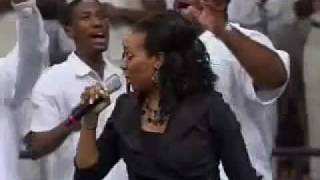 Newbirth : Judith Mcallister & Total Praise - Hallelujah Your Worthy To Be Praised
