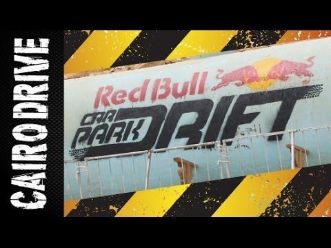 Red Bull Car Park Drift Egypt 2014 - The Story - Soon on Cairo Drive