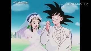 Đám Cưới Của Goku Vs Chi Chi