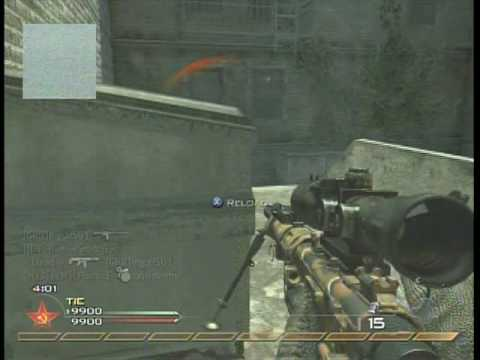 Modern Warfare 2 - Direct Impact Game Winner