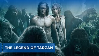 The Legend of Tarzan Trailer | SinemaTV