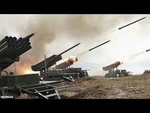 كوريا الشمالية تطلق صاروخين في بحر اليابان رداً على مناورات بحرية مشتركة بين واشنطن وسيئول