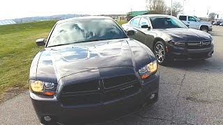 The Differences Between the 2014 Dodge Charger and the 2015 Dodge Charger|17751