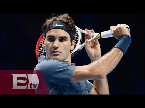 Federer reemplazará a Nadal en la Internacional Premier Tennis League/ Rigoberto Plascencia