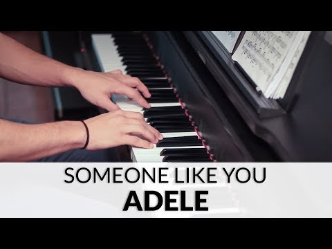 Adele - Someone Like You | Piano Cover