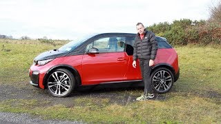 BMW i3s - is this the electric future or a design mistake?