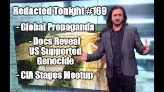 [169] Marketing Global Suicide, CIA Infiltrates Academia, New Docs Reveal US Supported Genocide