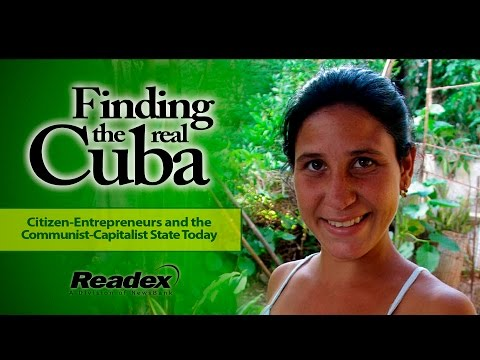 Finding the Real Cuba