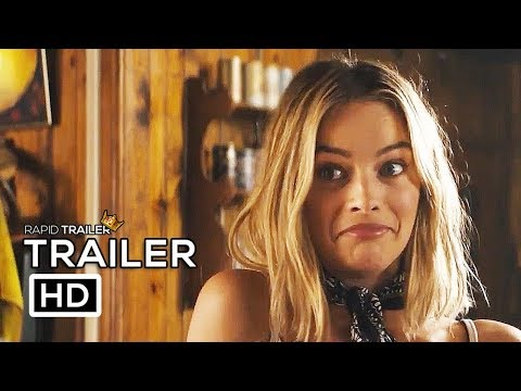 DUNDEE Official Extended Trailer (2018) Margot Robbie, Hugh Jackman Comedy Movie HD