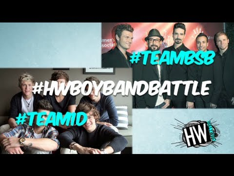 One Direction Vs. Backstreet Boys: Better Week?! (Battle of the Boybands)