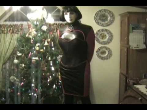 Christmas Dress Video