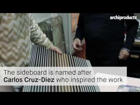 Archiproducts Design Clip | HORM - Carlos