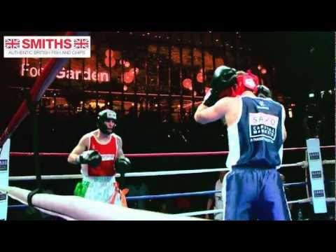 Saxo Capital Markets Asia Cup 2012: Bout 8 - JASON KNIGHT vs DACEY RYAN